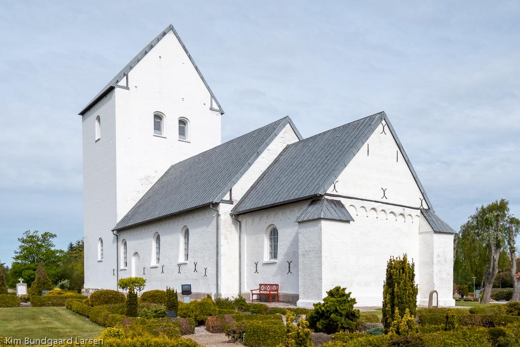 Bindslev Kirke foto 1