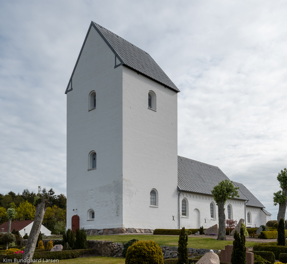 Bindslev Kirke foto 2