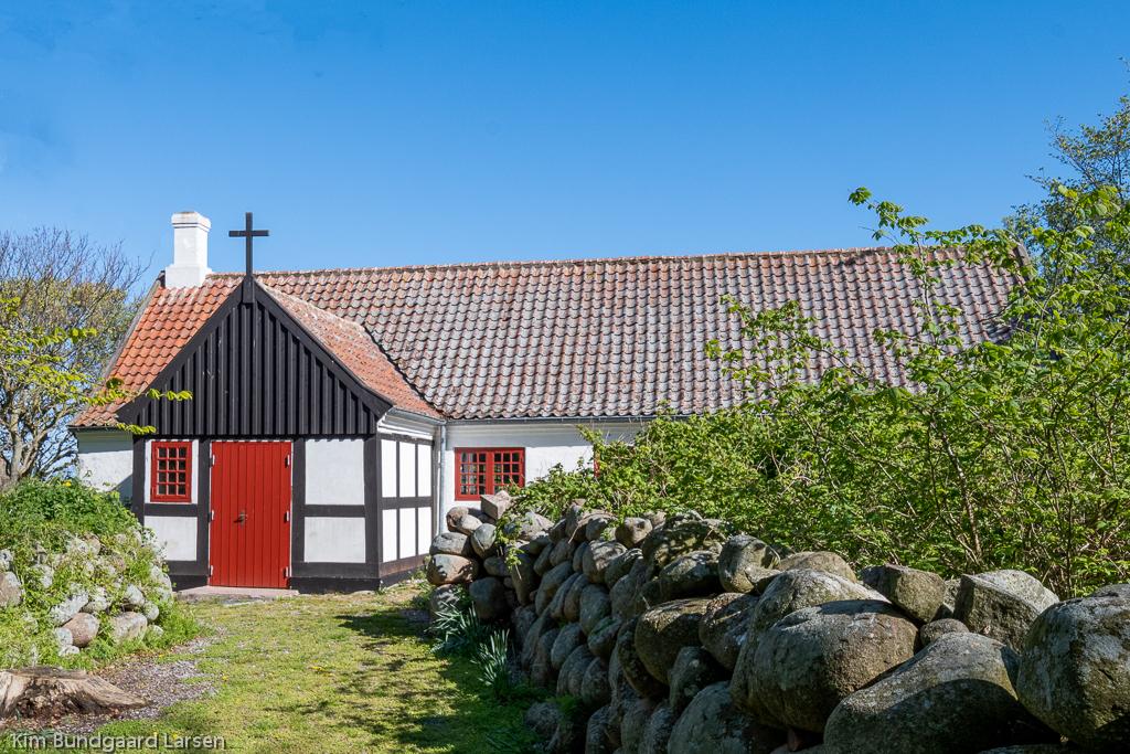 Hirsholmene Kirke 1