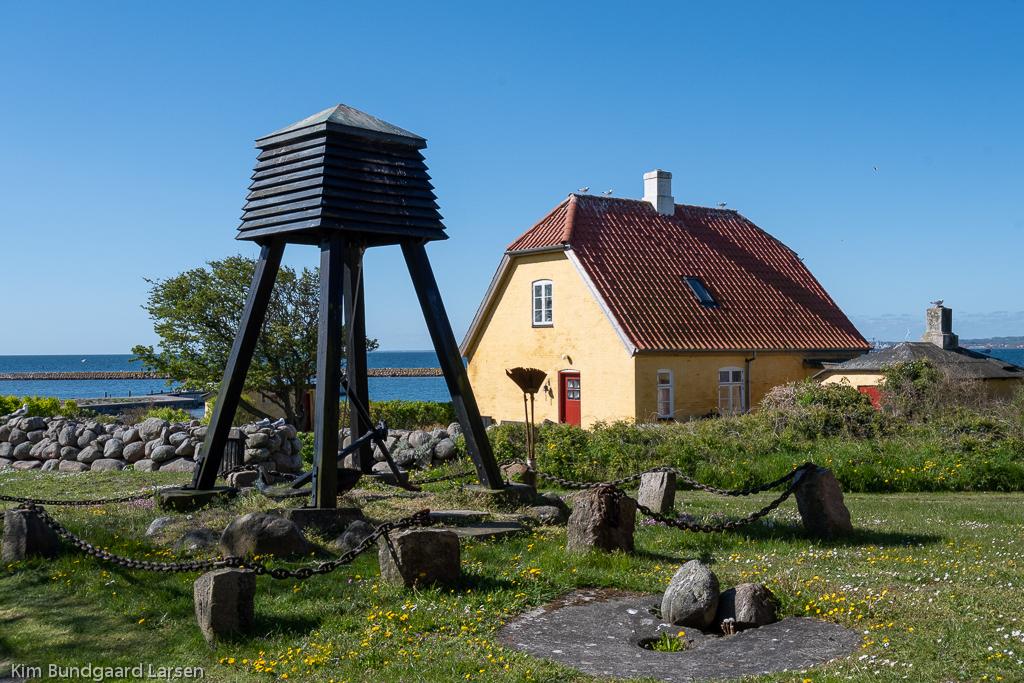 Klokketårn Hirsholmene Kirke