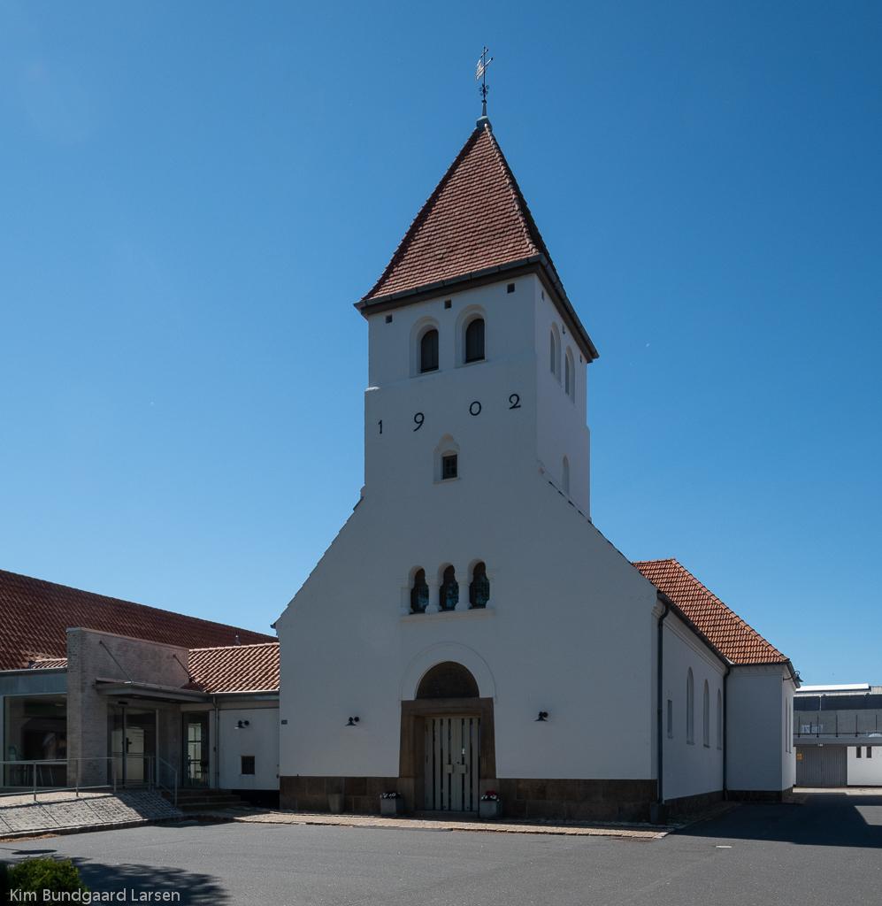 Bangsbostrand Kirke foto 1
